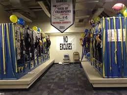 Image Result For Football Locker Room Decorations