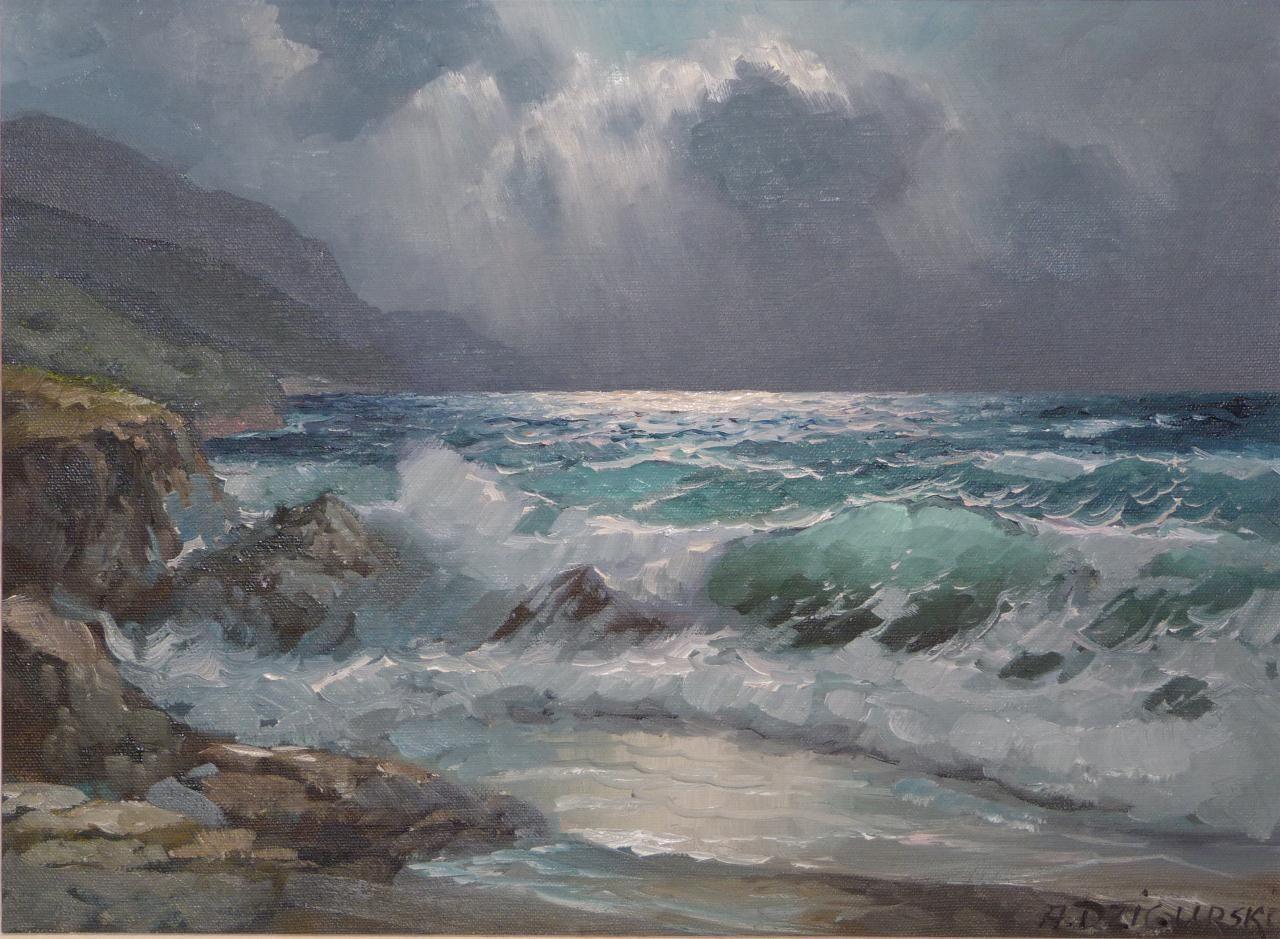 Famous Seascape Paintings - Google Art