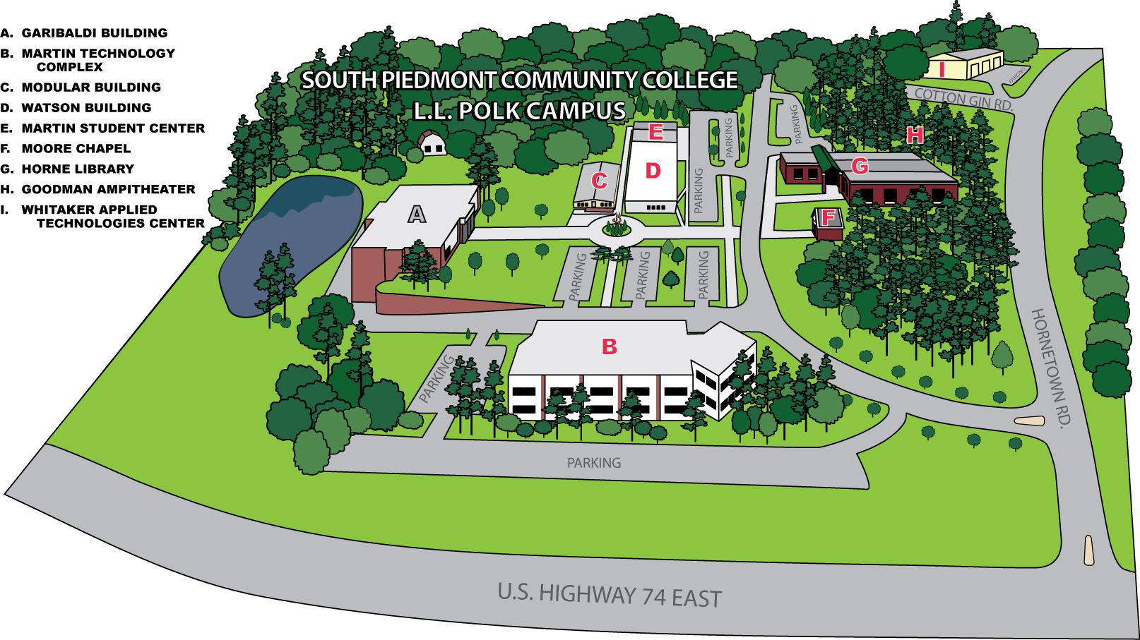 Lakeland Community College Campus Map.Lakeland College Campus Map Www Imagessure Com