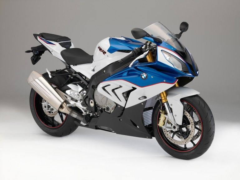 Lighter Faster 2015 Bmw S1000rr With Lean Angle Readouts And