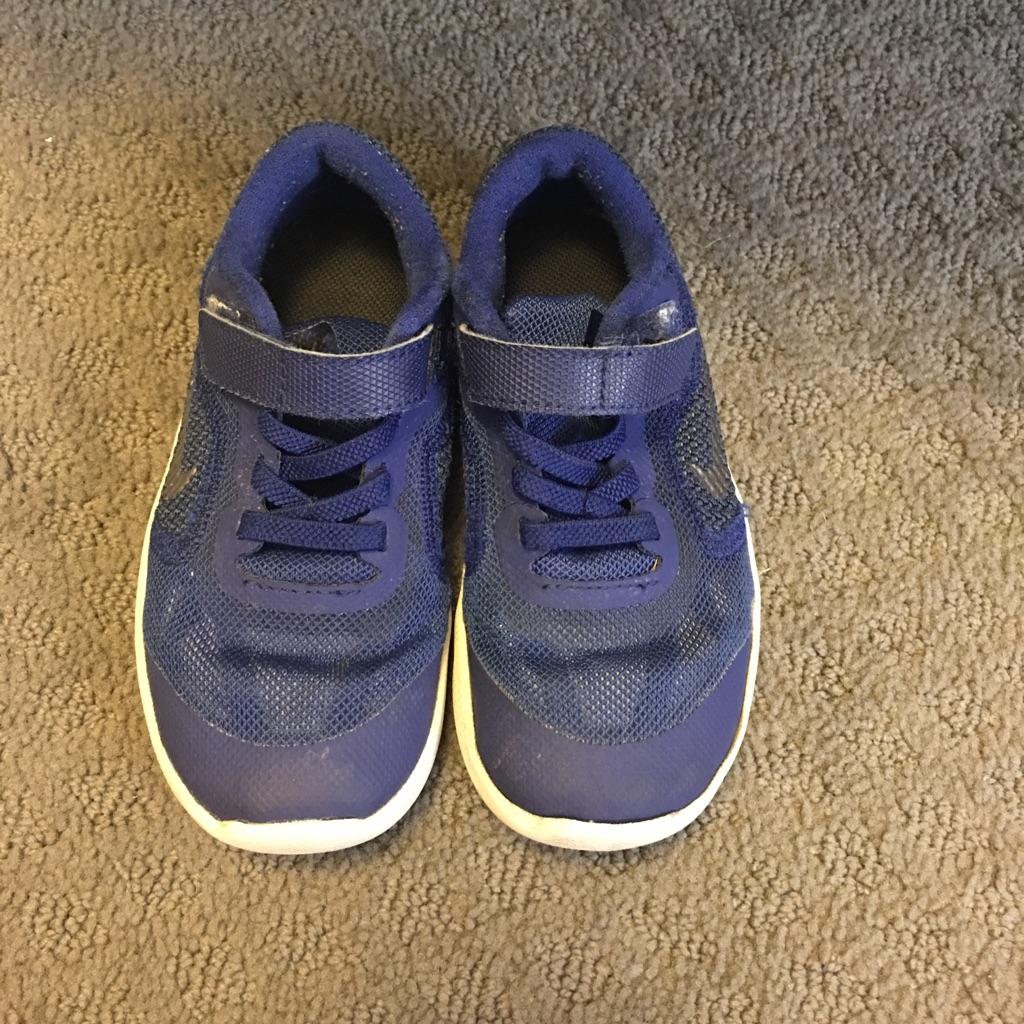 shop best sellers fantastic savings multiple colors Nike Shoes   Nike Toddler Boys Blue Velcro Sneakers Size 10 ...