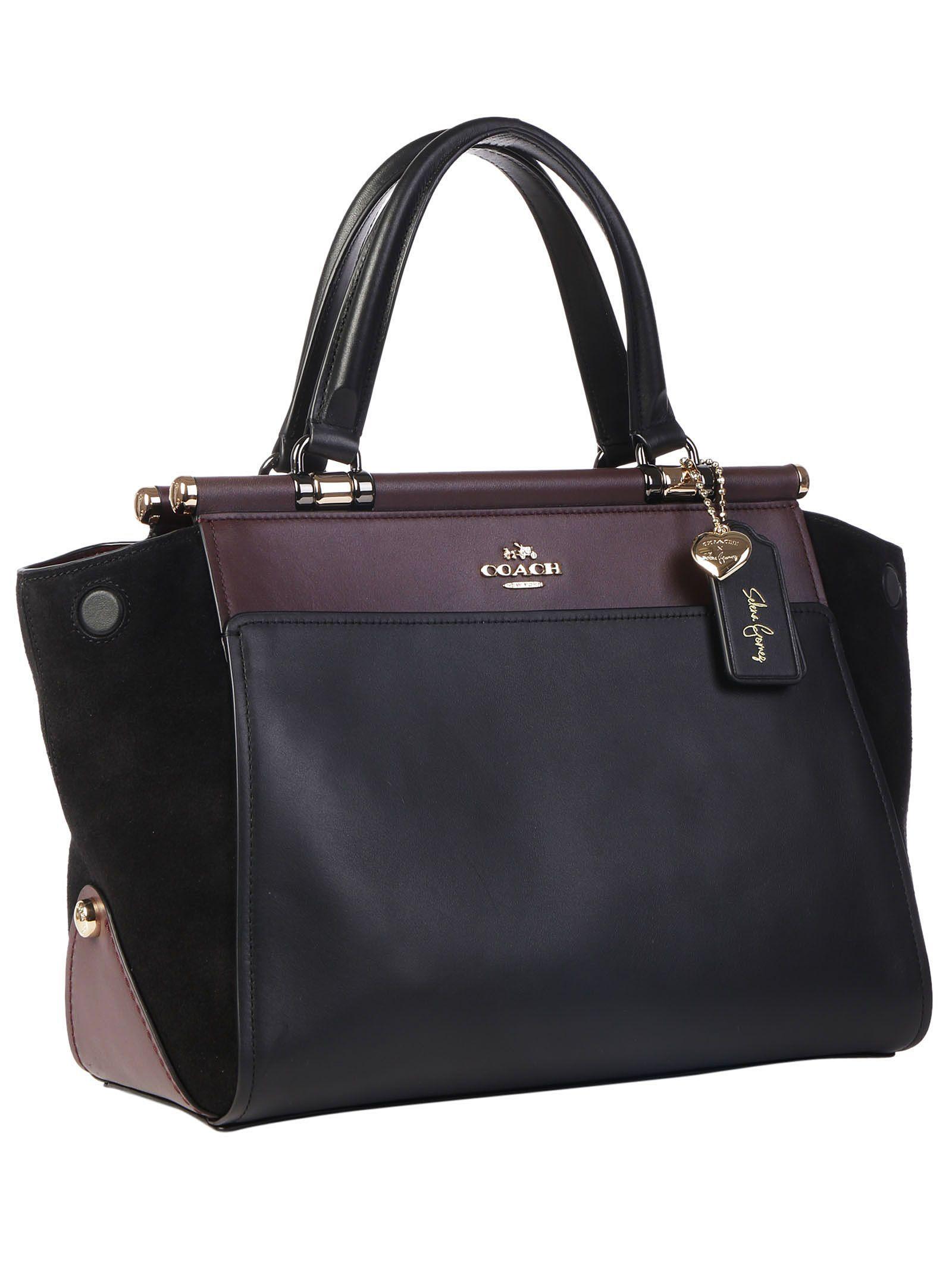 Coach X Selena Gomez Handbag Bags Lining Accessories Metallic