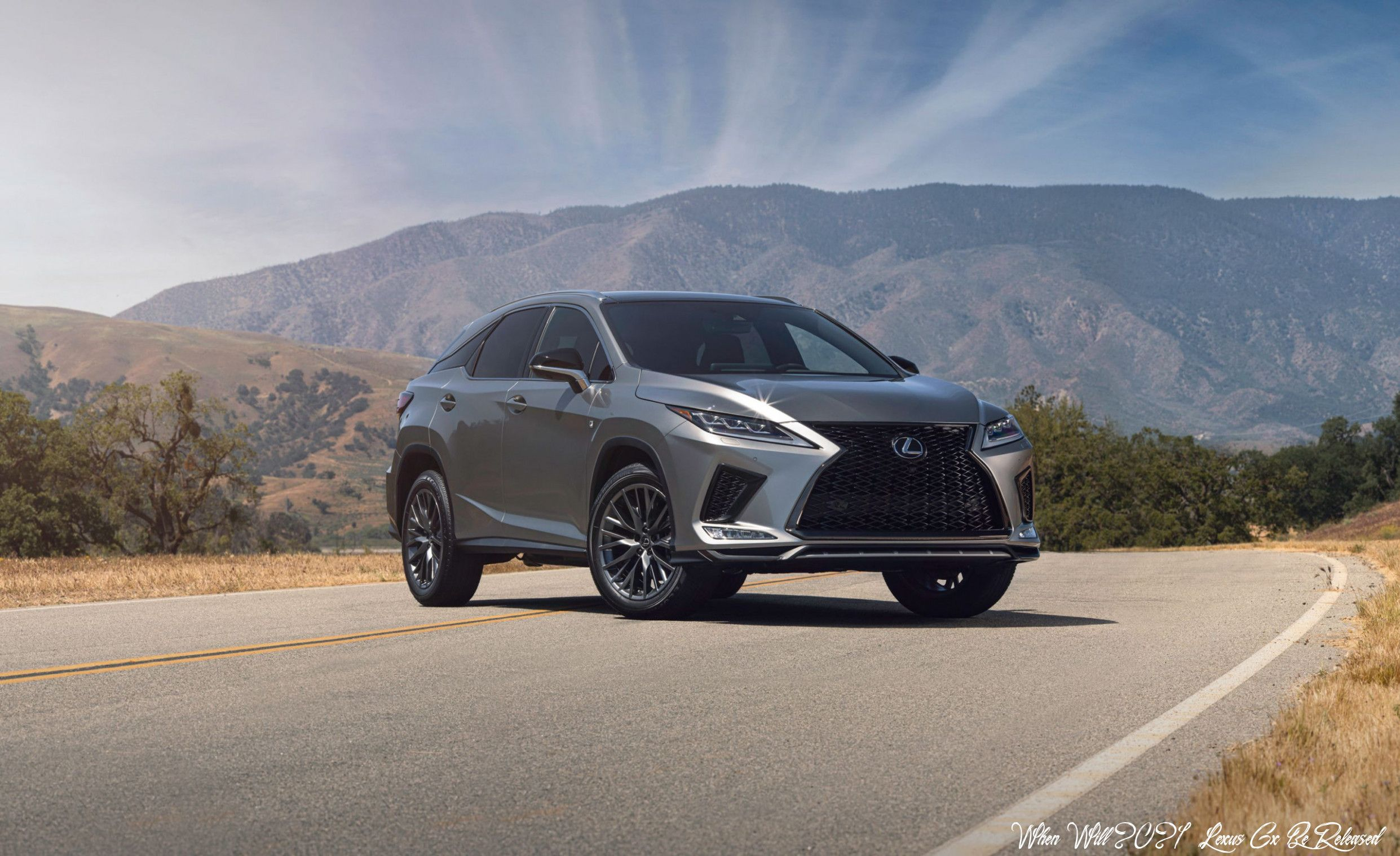 When Will 2021 Lexus Gx Be Released New Review In 2020 Lexus Gx Lexus Suv Lexus