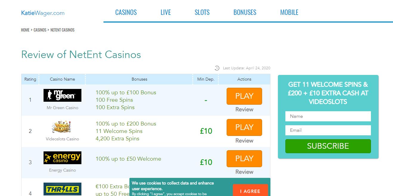 Best One Yet In 2020 Casino Casino Reviews Online Gambling