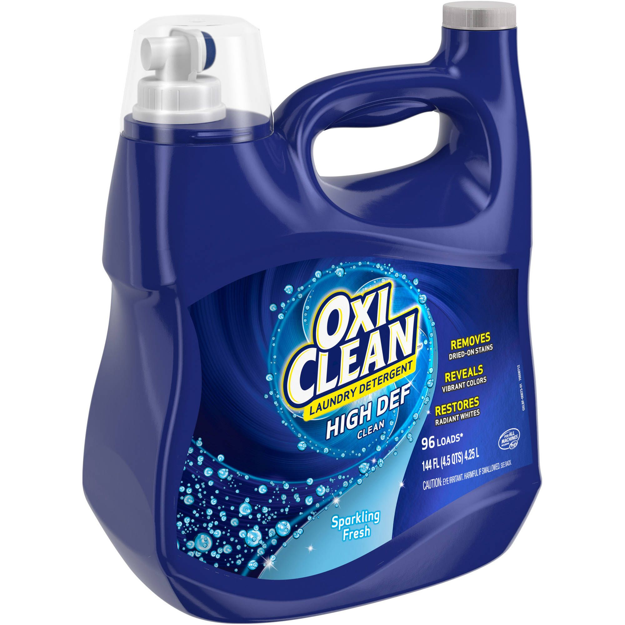 Oxi Clean Sparkling Fresh Laundry Detergent Liquid Laundry Soap