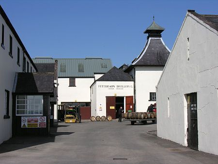 Fettercairn - Highland Malt - Open to public