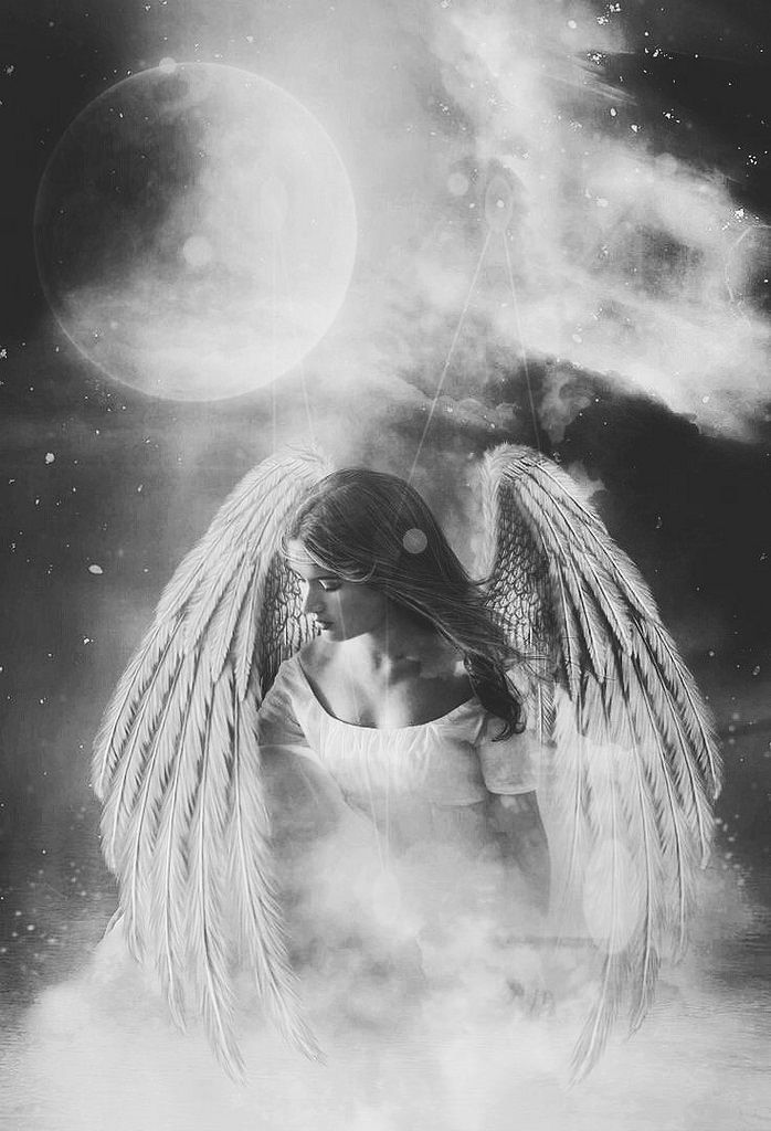 падший ангел красивая картинка