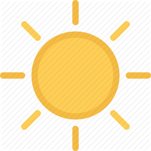 Shiny Sun Free Vector Icons Designed By Freepik Sun Outline Free Icons Vector Icon Design