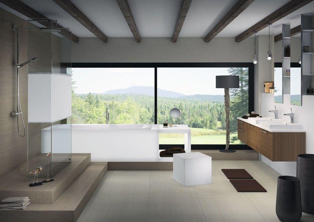 Comment aménager une grande salle de bain ? - masalledebain