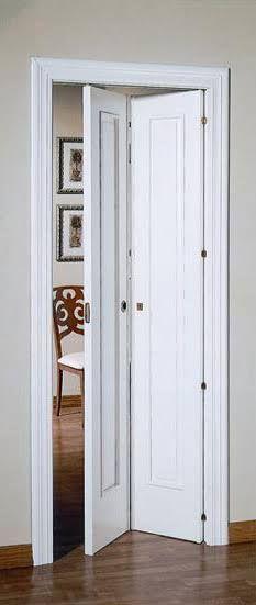 Resultado de imagen para puertas plegables de madera cosas utiles - Puertas de madera plegables ...