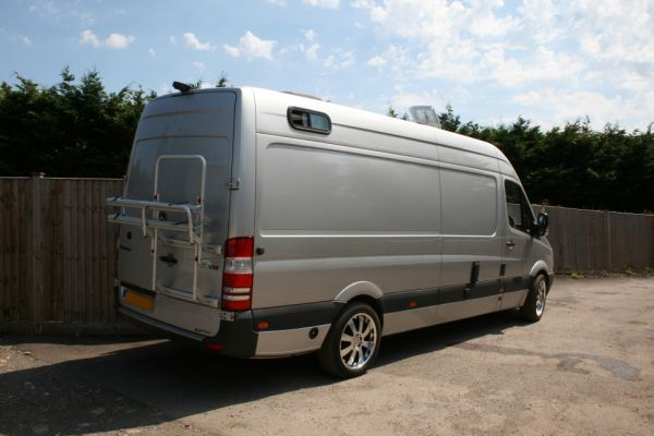 Mercedes Sprinter Lwb Full Conversion