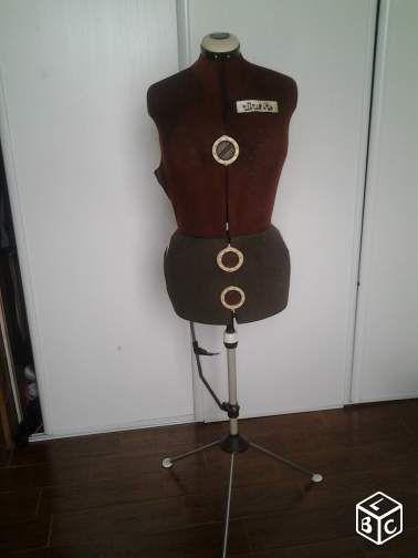 mannequin de couture réglable  mannequin de couture