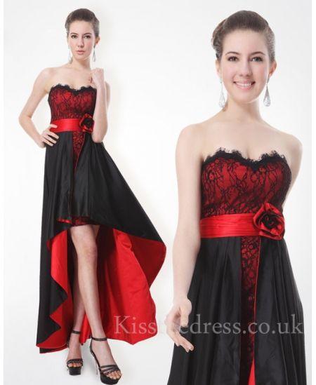 Black Red Dress Photo Album - Reikian