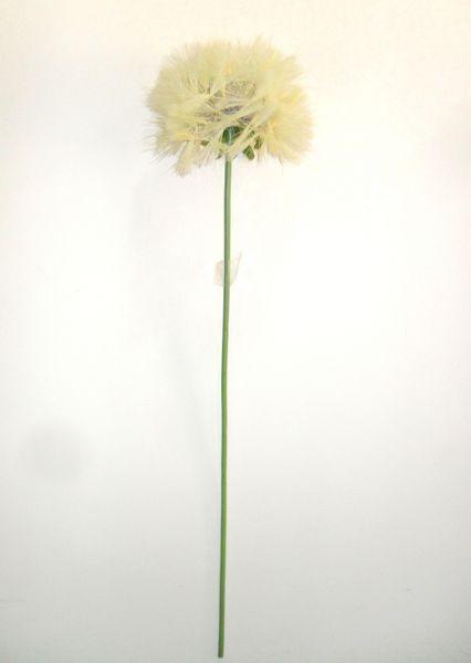 New artificial fake silk flower dandelion 101cm h yellow cream new artificial fake silk flower dandelion 101cm h yellow cream mightylinksfo