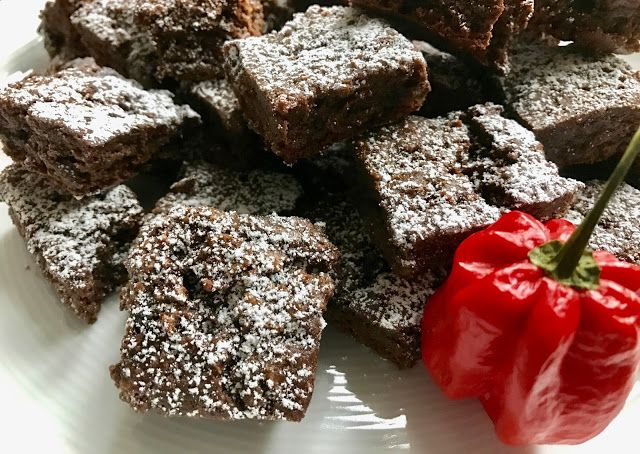 Lust auf Lecker ❤️: Red Hot Chili Brownies