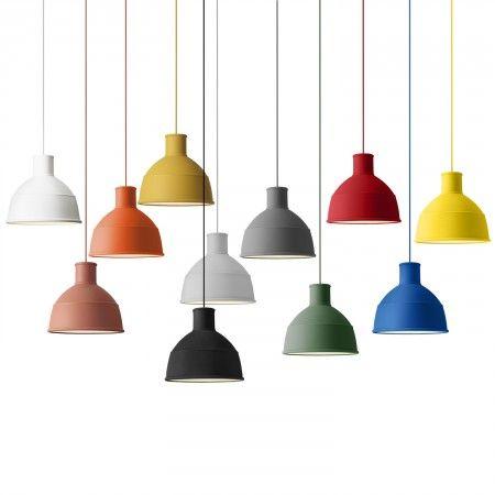 Unfold hanglamp Muuto zwart   Musthaves verzendt gratis