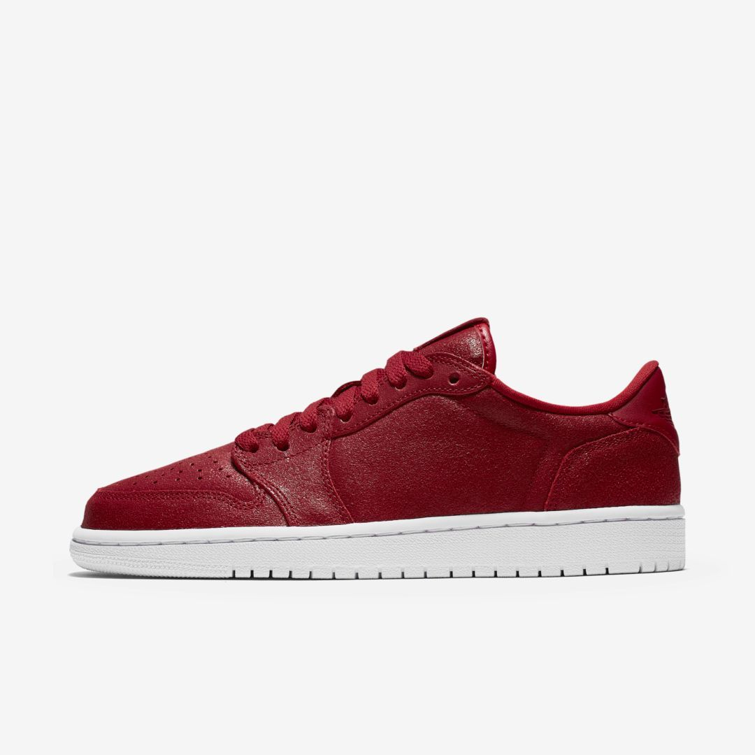 Air Jordan 1 Retro Low NS Women's Shoe (Gym Red) #airjordan1outfitwomen