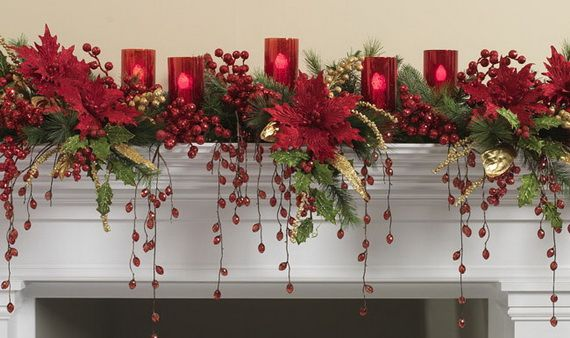 Ideas For Christmas Decorations Cozy Christmas Decoration Ideas Bringing The Christmas Spirit_01 .