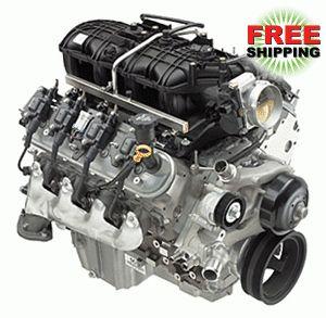 Chevrolet 5.3 Complete Crate Engine - //carenara.com/chevrolet ...