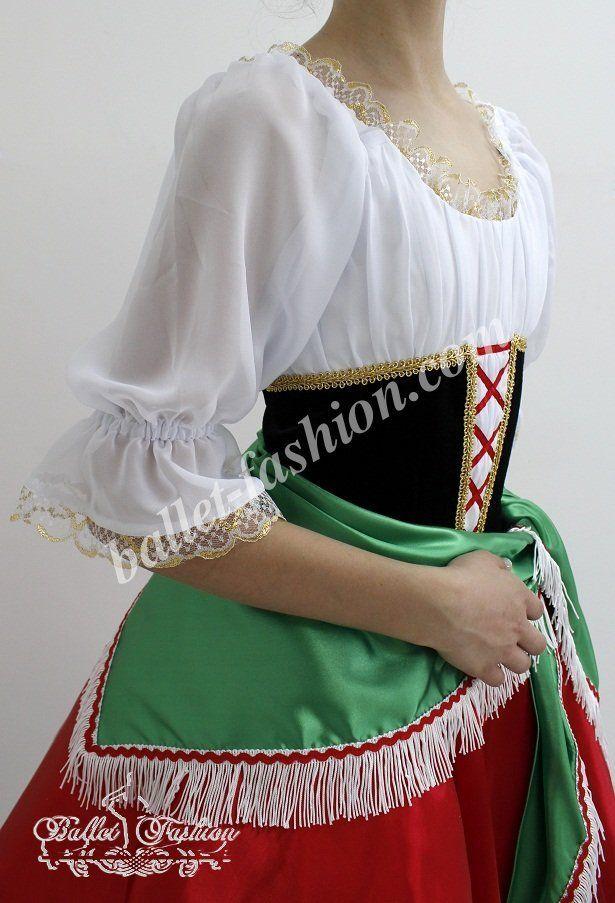 Tarantella Italian Outfits Ballet Fashion Fashion