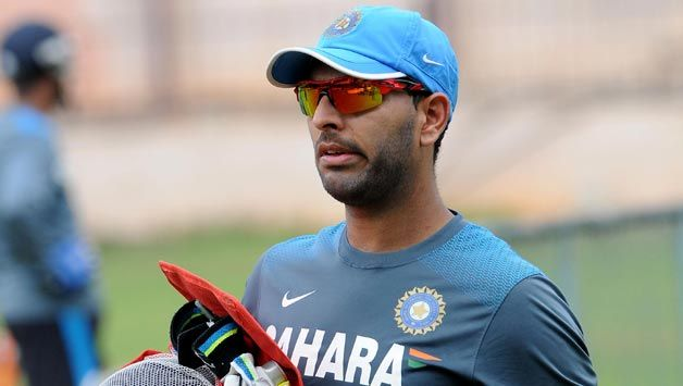 Yuvraj Singh, who shares a very strong bond with his former teammate Harbhajan Singh will not play Ranji match as he will attend Bahji's reception in Delhi on the same date.