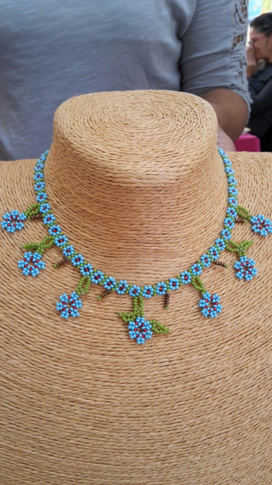 ebc2a62a955b Flowernecklace Collar De Flores
