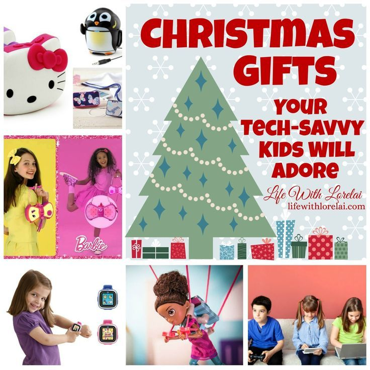 Our friend, Peter Minkoff, is back to share some great Christmas Gifts ideas for the kids on your shopping list. #ChristmasGifts #TechSavvy #Kids