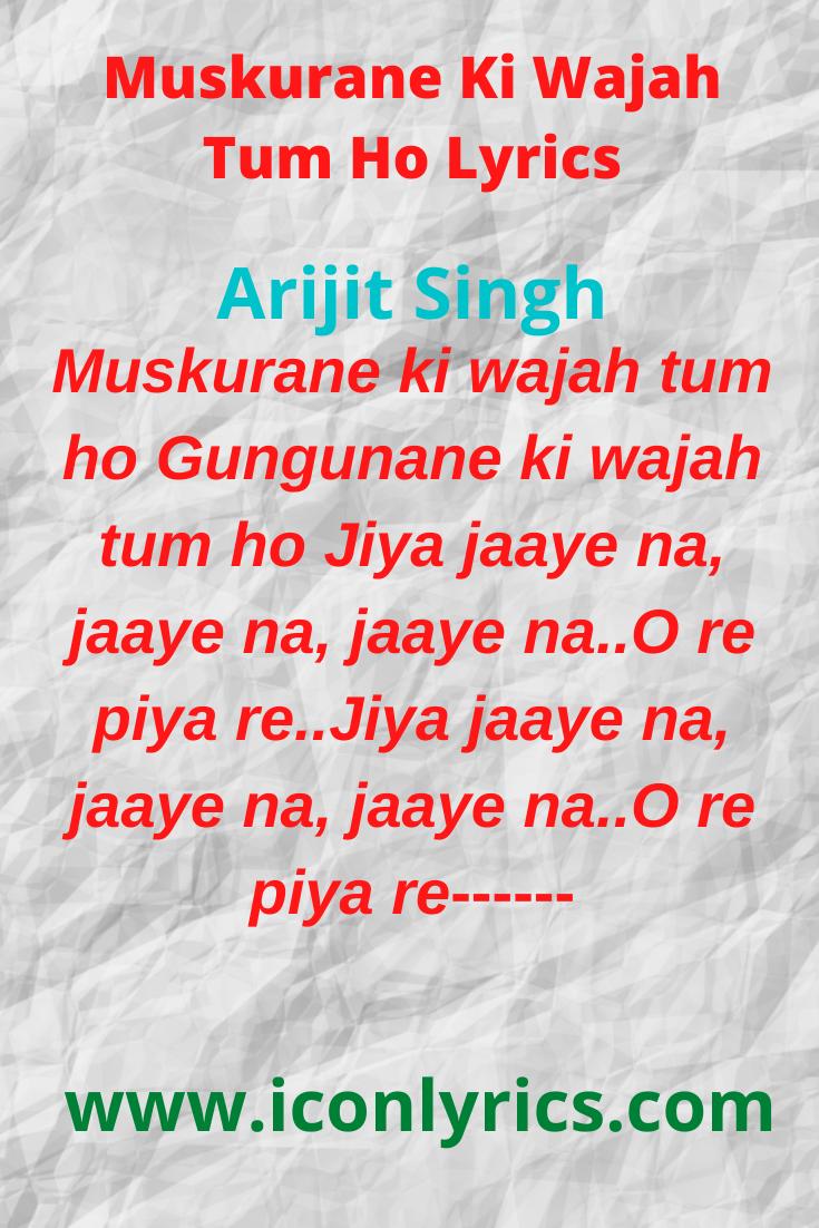 Muskurane Arijit Singh Mp3 Download : muskurane, arijit, singh, download, Arijit, Singh, Muskurane
