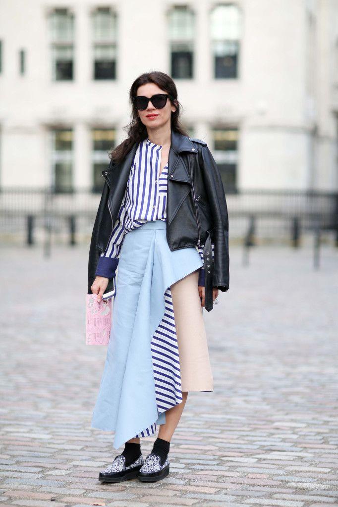 Best Of London Fashion Week Street Style 28 Little Office Suits