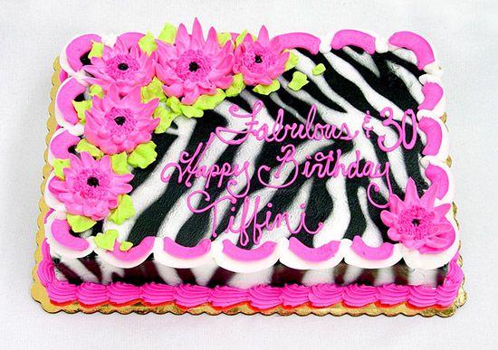Cheetah Print Cake Walmart