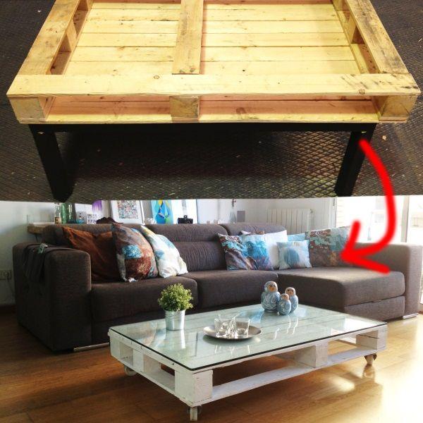 Diy Pallet Coffee Table Tutorial Diy Furniture Easy Pallet Coffee Table Diy Easy Home Decor