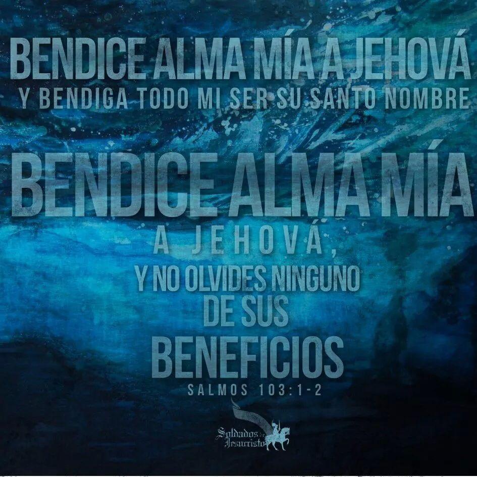 Bendice Alma Mía Al Señor Christ Movies Movie Posters