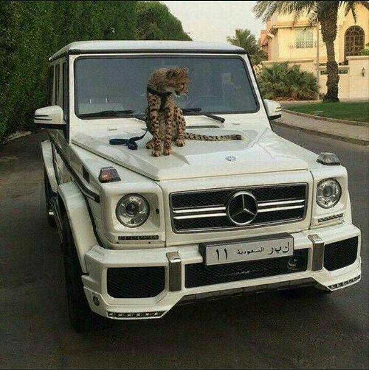 Mercedes Cars Jeep Leopar Luxury Luxurycars Luxury White