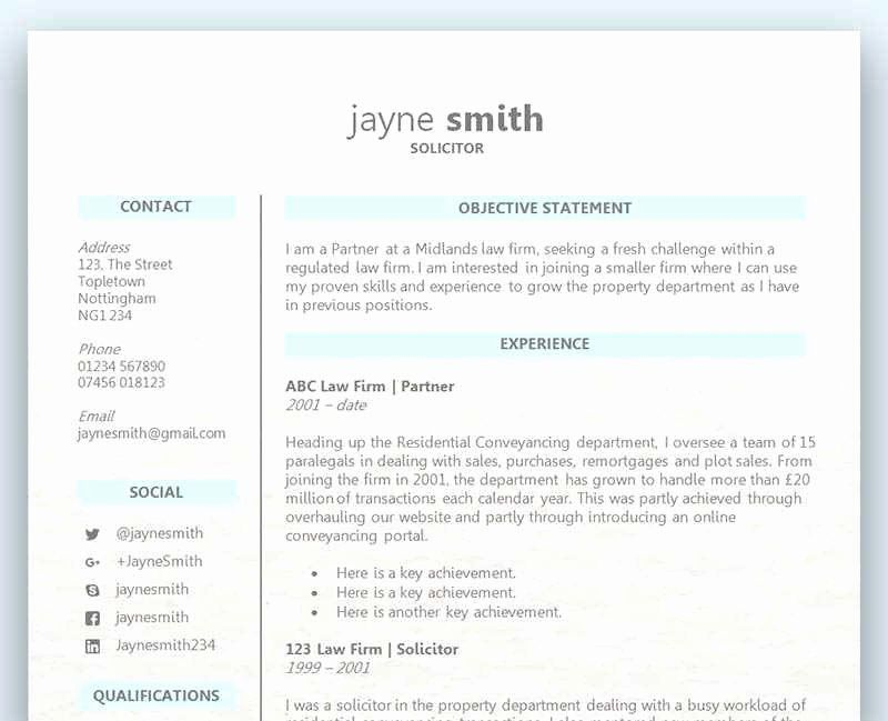 25 legal resume template word in 2020 cv template