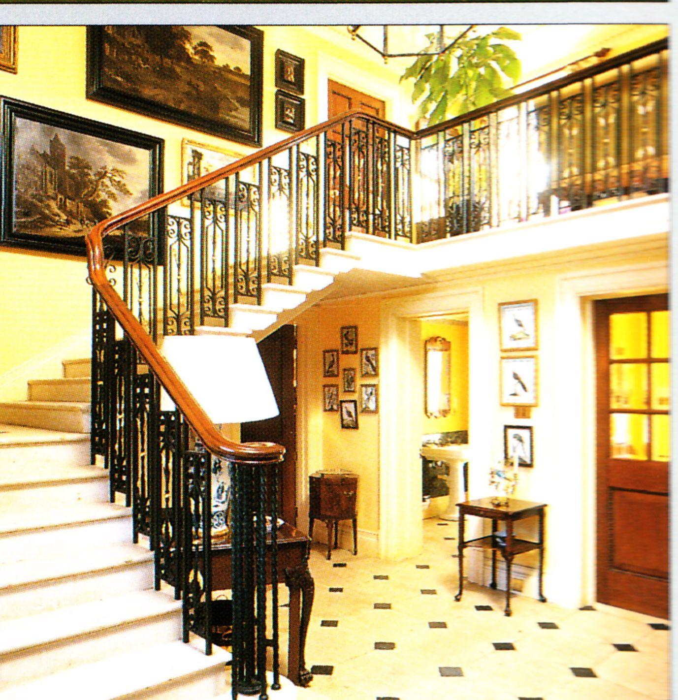 henrietta spencer churchill, designer | Decor- Entry/Halls ...