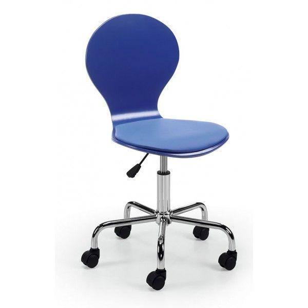 silla oficina jazz azul   Tiendas On   Sillas de oficina   Pinterest ...