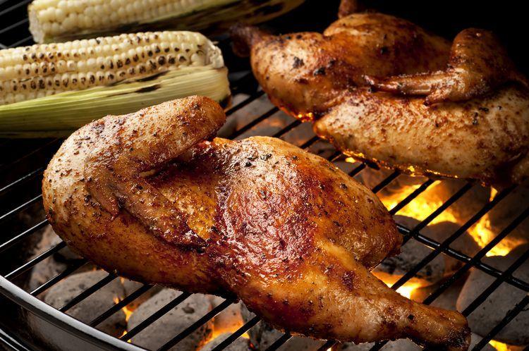 Dr Baker S Original Quot Cornell Chicken Quot Recipe Grilled Chicken Recipes Cornell Chicken Grilling Recipes