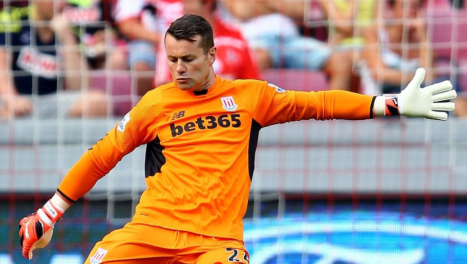 Prankster calls in Sky Sports News pretending to be Stoke Citys Shay Given [Tweets]
