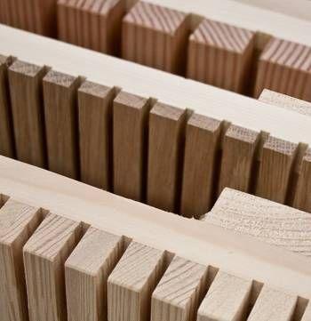 Lignotrend - Für eine nachhaltige Holz-Baukultur - Innenausbau - innovative holzpaneele deckenmontage