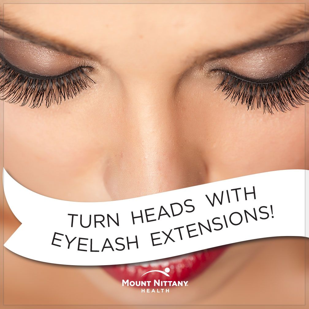 Lash extensions are more and more popular, but