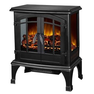Shop for Jax 23-inch Freestanding Electric Fireplace Indoor Heater Stove. Get free delivery at Overstock.com - Your Online Home Decor Outlet Store! Get 5% in rewards with Club O!