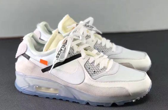 มาอีกแล้ว!! ชมภาพกันแบบชัดๆ Off White™ x Nike Air Max 90