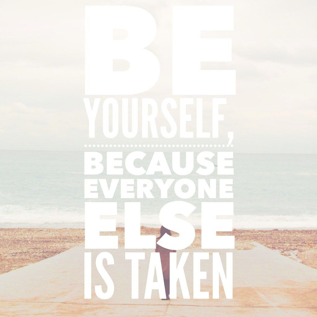 Everyone Else Is Taken