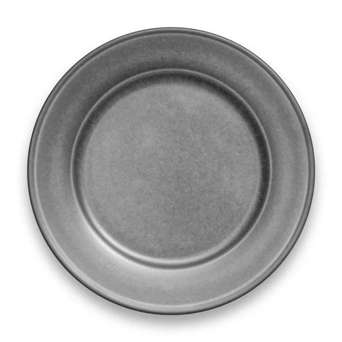 10 5 Melamine And Bamboo Dinner Plate Gray Threshold Dinner Plates Bamboo Care Plates