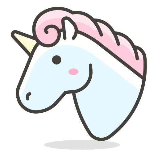 Unicorn Icon Free Unicorn Unicorn Animal Icon Icon