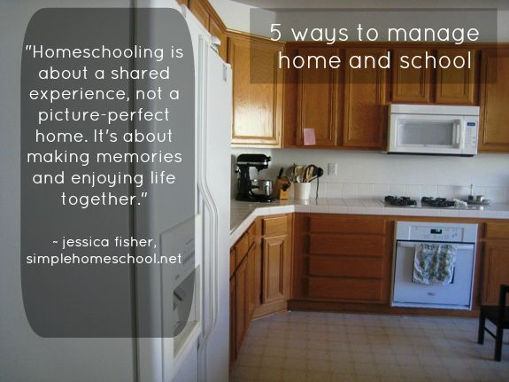 Photo of 5 ways to manage home and school – Simple Homeschool