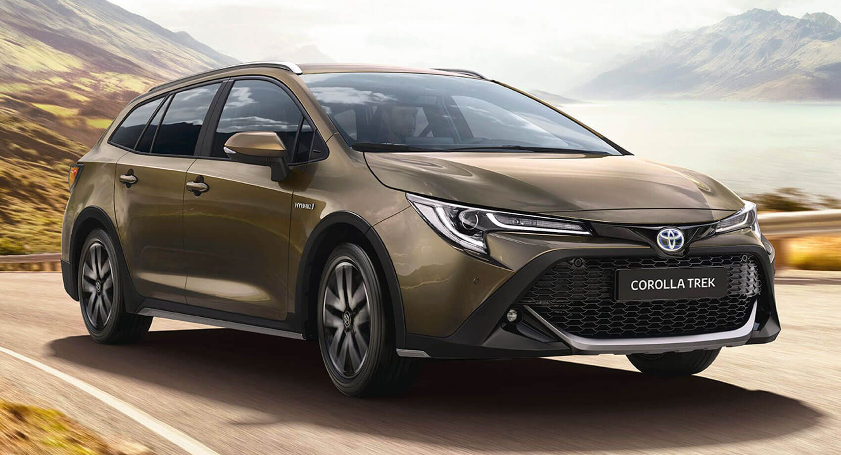 2020 Toyota Corolla Trek Unveiled As Ford Focus Active Rival Hybrids Newcars Toyota Toyotacorolla Cars Carsofinstagram Car Toyota Corolla Cars Uk Toyota