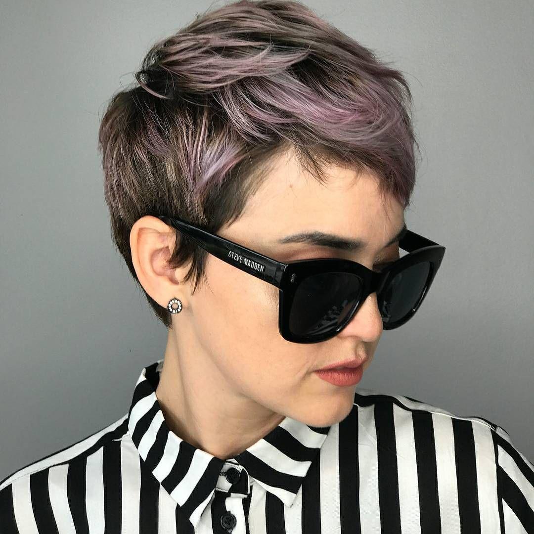 Leicht daily short frisur für frauen short haircut ideen frisuren
