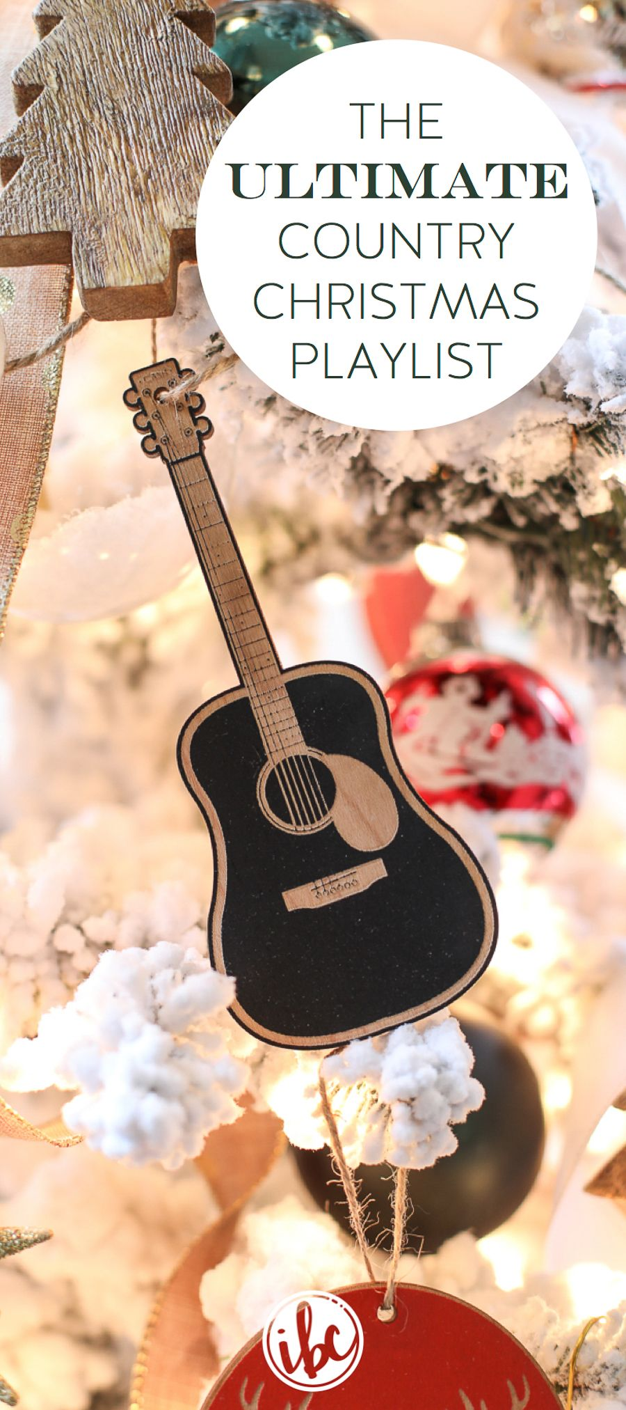 Christmas Music Playlist The Ultimate Country Christmas