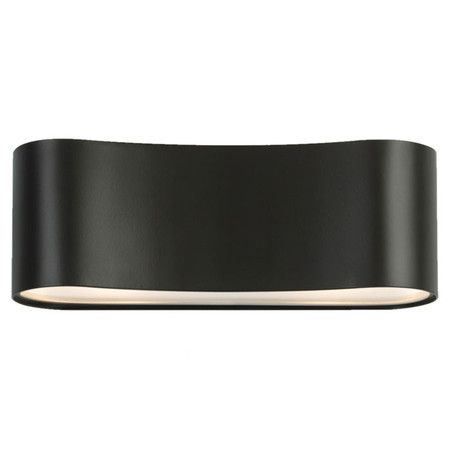 I Pinned This Corso Wall Sconce In Black Bronze From The Sonneman Event At Joss And